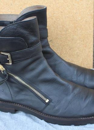 Ботинки romagnoli кожа италия 39р
