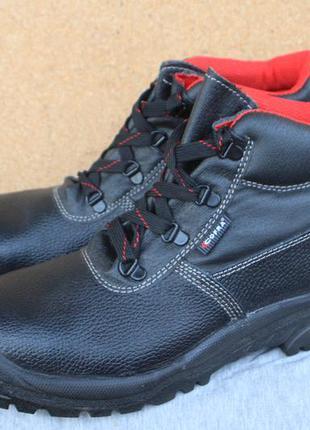 Новые ботинки cofra кожа италия 44,5р рабочие