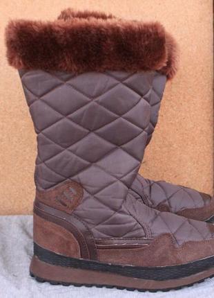 Зимние ботинки noiz 39р