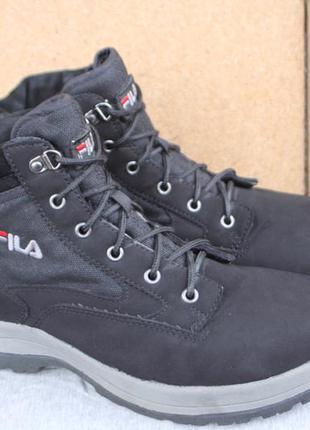 Ботинки fila италия 44р оригинал