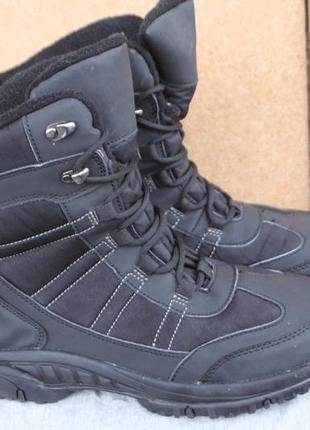 Зимние ботинки livergy германия 42р непромокаемые