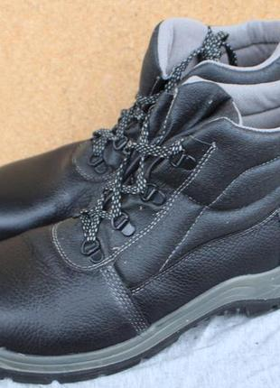 Рабочие ботинки portwest кожа ирландия 43р