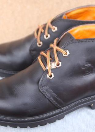 Ботинки panama jack кожа испания 39р оригинал