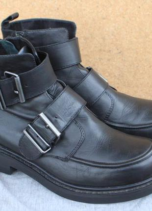 Ботинки vagabond кожа швеция 39р