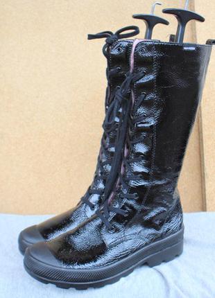 Сапоги palladium кожа франция 38,5р ботинки оригинал
