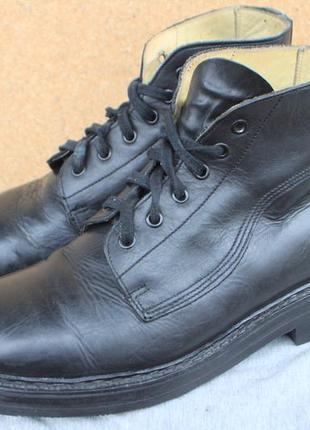 Ботинки noiz кожа германия 42р