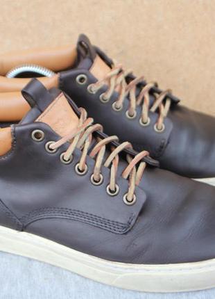 Кеды timberland кожа оригинал 42р ботинки