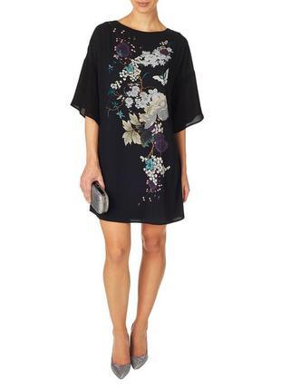Распродажа! phase eight стильное роскошное платье, р.10-38, s-m