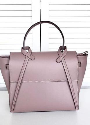 Женская кожаная сумка laura biagiotti италия натуральная кожа ...