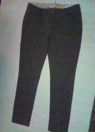 Мужские джинсы брюки к низу зауженные. street one.