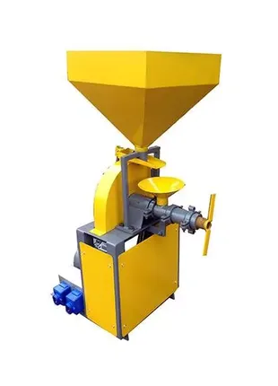 Экструдер Зерновой ЭК-30 на 25 кг.час на 3 кВт 220-380В