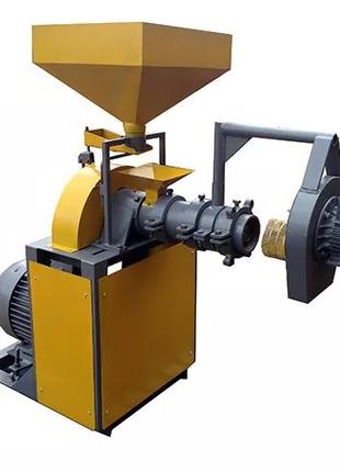Экструдер Зерновой ЭК-300 на 30 кВт до 300 кг.час Экструдер Кормо