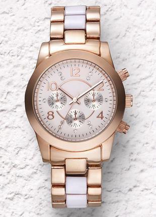 Next женские наручные часы с металлическим браслетом