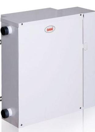 Котел газовый Дани (Dani) парапетный АОГВ 7.4/12 кВт правый/левый