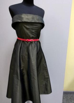 Rinascimento платье хаки р м