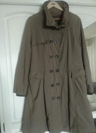 Женское пальто sandwich голландия ✨с капюшоном,размер 50
