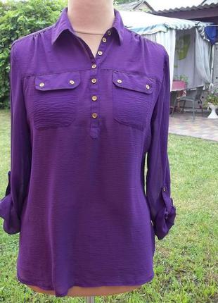 (44 р) atmosphere блузка рубашка кофта