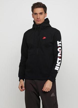 Кофта свитшот худи nike sportswear harbour+ оригинал! - 20%