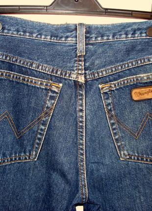 Wrangler бойфренды джинсы р 29 винтаж плотные высокая талия ук...