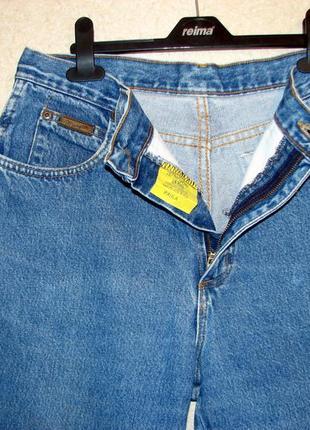 Wrangler бойфренды джинсы  винтаж высокая талия р 10 укороченные