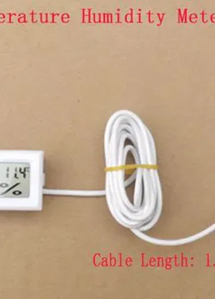 Термометр + Гигрометр с выносным датчиком