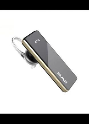 Bluetooth гарнитура Awei Чёрная