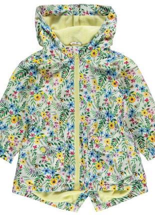 Ветровка, курточка на девочку 2-3 года