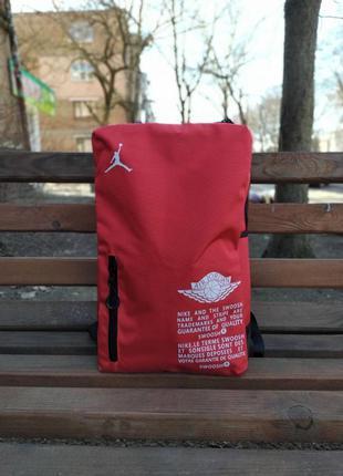 Рюкзак jordan air red