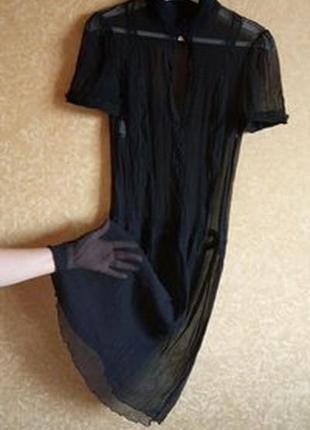 Роскошное прозрачное платье/распродажа