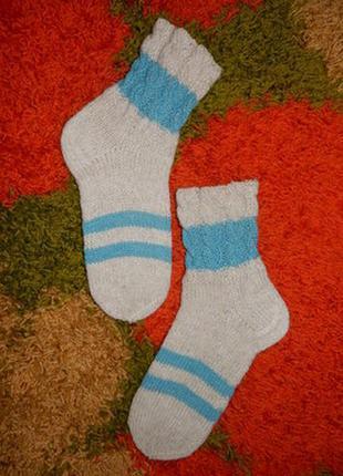 Очень теплые вязаные носки комнатные,супер качество,большой ас...