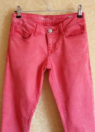 Яркие джинсы скинни/варенки, супер качество/распродажа