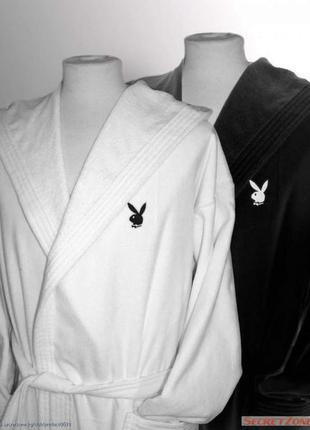 Крутой белый халат банный унисекс/супер качество