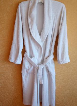 ⛄банный, тёплый халат белый/махровый халат/тотальная распродажа🤑🙀