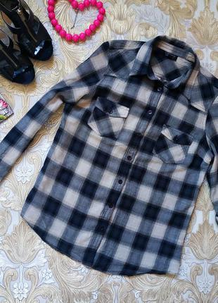 Классная рубашечка. на бирке- 12 р-р(46)