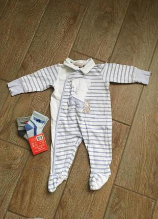 Человечек чикко chicco 0-3 месяца для мальчика для младенца