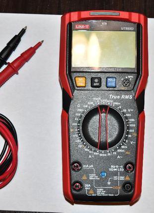 Цифровой мультиметр UNI-T UT89XD True RMS