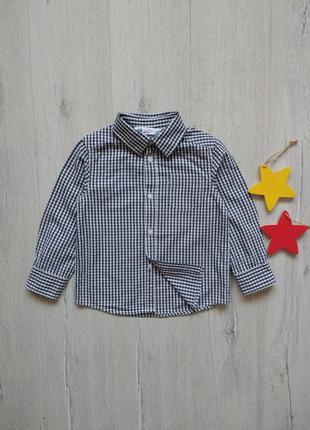 2-3 года, рубашка h&m.