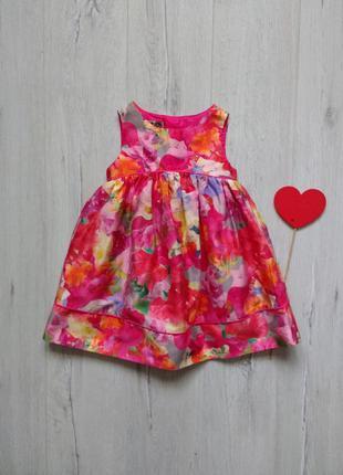1,5-2 года, платье baker.