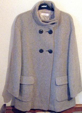 #laurel  #пальто с накладними карманами люкс! пальто-реглан са...