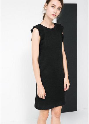 36 р, платье с крылышками mango.