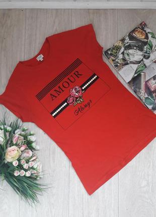 Модная футболка c(8) river island