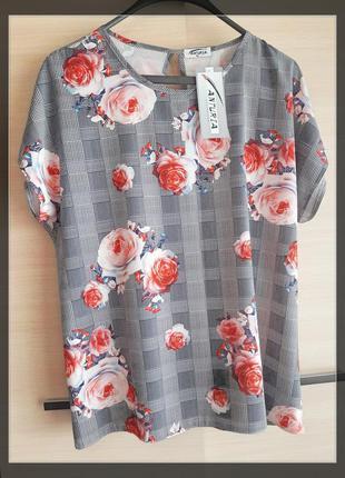 Блуза віскоза /польща/ціна знижена