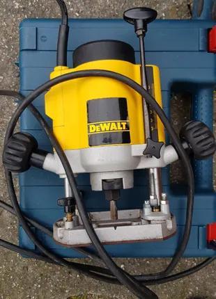 Фрезер Dewalt DW 613 з Англії