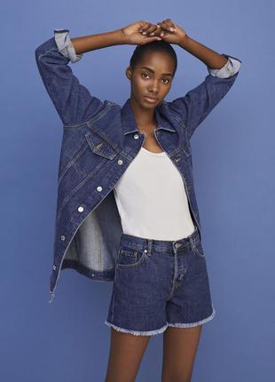 Модные удлиненные шорты размер хс и с mango