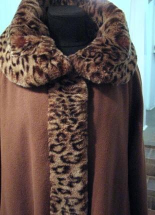 Легкое пальто шерсть