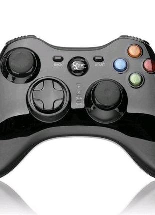 Беспроводной bluetooth джойстик для ПК PC GamePad DualShockне