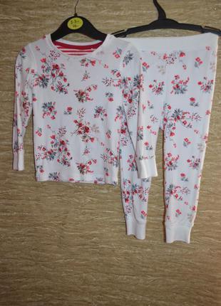 Классная пижама для девочки 2-3 года