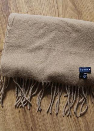 Невероятно приятный мягкий шарф кашемир шерсть вафельный цвет ...