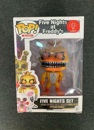 Фигурка Кошмарная Чика 5 Ночей с Фредди Five Nights At Freddy's