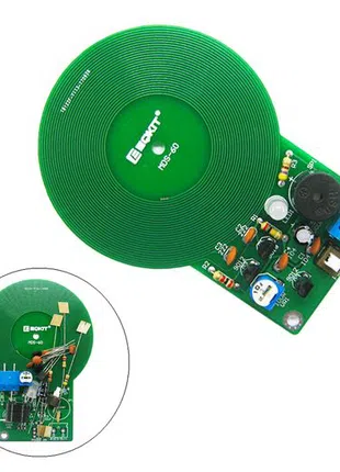 DIY Kit модуль металлоискатель детектор металла, конструктор